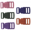 Craft Paracord Buckle (5pcs) 15mm Assorted